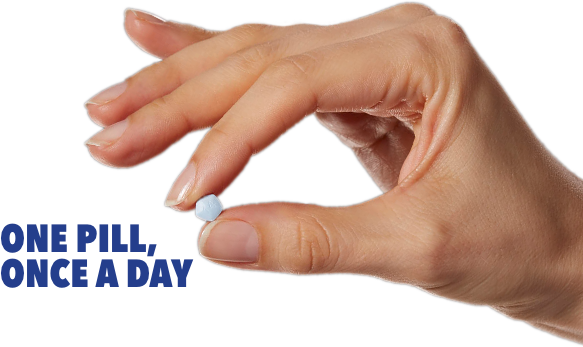 AUBAGIO® (teriflunomide): One pill, once a day relapsing MS treatment